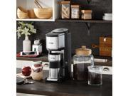 Mr. Coffee Single Cup Coffeemaker with Built-in Grinder, with Travel Mug Included BVMC-SCGB200 9B-0TS-0002-00070