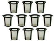 Refillable Baskets My K-cup Replacement Reusable Coffee Filter Keurig 10-Packs for housing assembly 9SIA9Z13MX5433