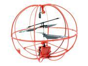 3.6CH Infrared Rc UFO With Light & Gyro (RED)