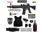 Tippmann U.S. Army Alpha Black Elite Tactical w/ E-Grip Star