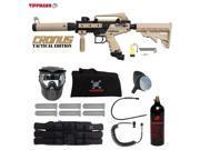 Tippmann Cronus Tactical Corporal Paintball Gun Package - Bl