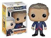 Doctor Who 12th Doctor Pop! Vinyl Figure by Funko 9SIA88C32Z8759