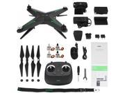 Xiro Xplorer Professional Quadcopter Remote Transmitter Gimbal and 4 Motors