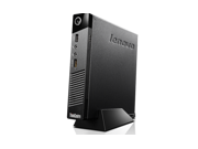 Lenovo ThinkCentre M73 Tiny Desktop PC - Intel Quad Core i5 Upto 3.0Ghz, 8GB DDR3 RAM, 240GB SSD, Dual Monitor Capable, Windows 10 Professional 64Bit (Comes in Brown Box)