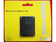 8MB memory card Game Save Restore for PS2