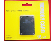 16MB memory card Game Save Restore for PS2