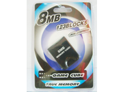 8MB Memory Card For Game Cube