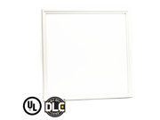 2 Pack of 2' x 2' 40W 5000K LED Panel Light - (UL+DLC) - Dimmable