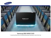 "SAMSUNG 845DC PRO MZ-7WD800EW 2.5"" 800GB SATA III MLC Enterprise Solid State Drive"