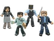 Diamond Select Toys Gotham Minimates Series 1 (Before the Legend) Box Set 9SIA88C52Z5063