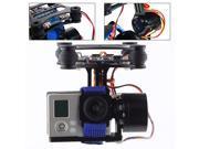 XCSOURCE Gimbal Camera Frame with Brushless Motors Controller Sensor for Gopro3 3+ RC007