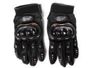 XCSOURCE Full Finger Gloves Racing Motorcycle Motorbike Motocross Cycling Bike XL Black OS438 9SIAA3X54N5289