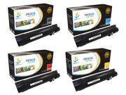 Catch Supplies 4 Pack Replacement Toner Cartridge Set for the Dell 5130 series (1 Black 330-5846, 1 Cyan 330-5850, 1 Magenta 330-5843, and 1 Yellow 330-5852 ) compatible with the Dell 5130CDN printers