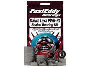 Daiwa Lexa PWR-R1 Baitcaster Complete  Fishing Reel Rubber Sealed Bearing Kit