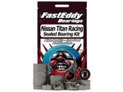 Tamiya Nissan Titan Racing DT 02 Sealed Bearing Kit