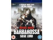 BARBAROSSA: SEIGE LORD  (BLU RAY)-IMPORT 9SIAA763UT3601