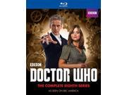 DOCTOR WHO: THE COMPLETE EIGHTH SERIES 9SIAA763UT3885