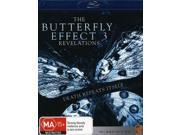 BUTTERFLY EFFECT 3 (BLU-RAY) 9SIAA763UT4089