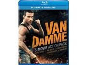 VAN DAMME 5-MOVIE ACTION PACK 9SIAA763UT4518