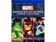 MARVEL ANIMATED FEATURES 3-MOVIE COLLECTION 9SIAA763UT4275