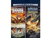 2 HEADED SHARK ATTACK/MEGA SHARK VS. CROCOSAURUS 9SIAA763VV7181