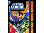 JUSTICE LEAGUE UNLIMITED: THE COMPLETE SERIES 9SIAA763VV7302