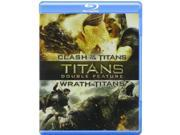CLASH OF THE TITANS + WRATH OF THE TITANS (BLU-RAY 9SIAA763VV8685