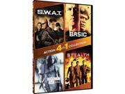 4-IN-1 ACTION COLLECTION: S.W.A.T. / BASIC 9SIAA763XV9417