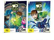 BEN 10: ALIEN FORCE VOL. 1-2