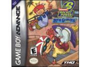 ROCKET POWER-ZERO GRAVITY ZONE [GAME BOY ADVANCE]