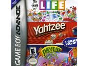 COMP15 LIFE/YAHTZEE/PAYDAY [GAME BOY ADVANCE]