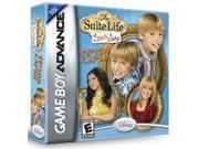 SUITE LIFE OF ZACK & CODY: TIPTON CAPER / GAME [GAME BOY ADVANCE]