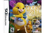 QUEST FOR ZHU [NINTENDO DS]