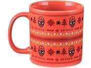 VANDOR - MARVEL SPIDER-MAN UGLY SWEATER 20 OZ. CERAMIC MUG 01M-043H-00092