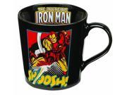 VANDOR - MARVEL IRON MAN 12 OZ. CERAMIC MUG 9SIA77T4VV6208