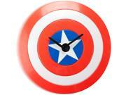 NJ Croce MARVEL Captain America Shield Clock 9SIAA764VT2556