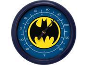 NJ CROCE - BATMAN LOGO 10 INCH OUTDOOR THERMOMETER 9SIA10559U3759
