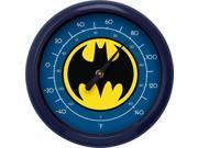 NJ CROCE - BATMAN LOGO 10 INCH OUTDOOR THERMOMETER 9SIAA764VT2051