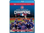 2016 World Series Champions: Chicago Cubs Combo [Blu-ray] 9SIAA765803166