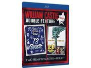 William Castle Double Feature / 13 Ghosts [Blu-ray] 9SIV0W86NH8318