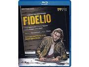 Beethoven,L. / Kaufmann / Nylund - Beethoven: Fidelio [Blu-ray] 9SIAA765804515