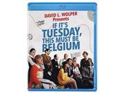 If It'S Tuesday This Must Be Belgium [Blu-ray] 9SIAA765803159