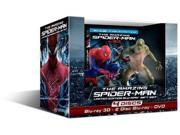 Garfield/Sheen/Stone - Amazing Spider-Man (2012) 3-D [Blu-ray] 9SIAA765804157