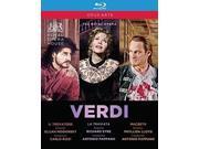 Verdi / Cura / Hvorostovsky / Naef - Verdi: Il Trovatore / La Traviata / Macbeth [Blu-ray] 9SIAA765804124