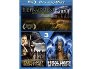 Final Patient/Last Senitinel/Final Days Of Planet [Blu-ray] 9SIAA765802277