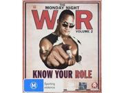 Wwe: Monday Night War Vol 2 -  Know Your Role [Blu-ray] 9SIAA765803033