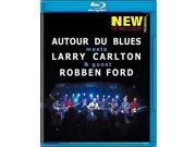 Carlton,Larry / Ford,Robben / Autour Du Blues - Paris Concert [Blu-ray] 9SIAA765804264