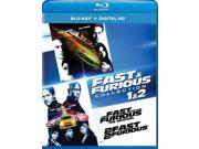 Fast & Furious Collection: 1 & 2 [Blu-ray] 9SIAA765802575