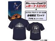 Clapton,Eric - Slowhand At 70: Live At Royal Albert Hall: Deluxe [Blu-ray] 9SIAA765802229