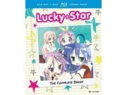 Lucky Star: The Complete Series & Ova [Blu-ray] 9SIAA765802193